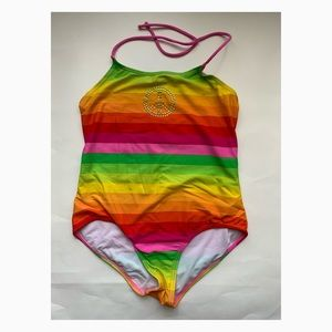 Used Xhilaration by Target Girls Swimsuit - 14/16